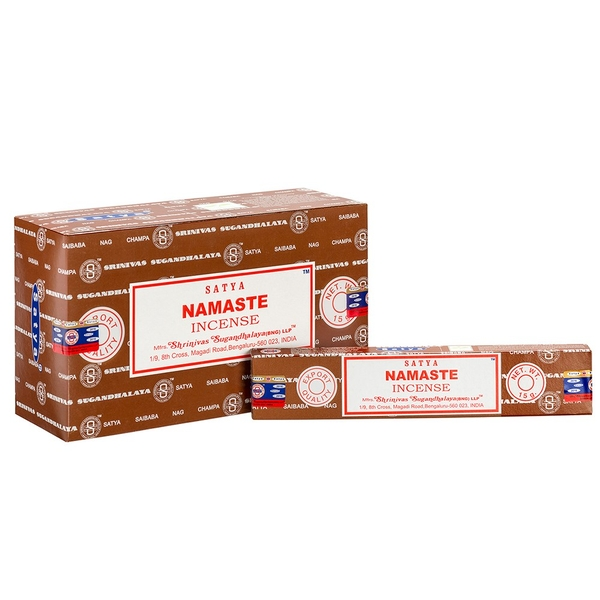 Namaste Incense Sticks by Satya