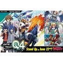 Cardfight Vanguard TCG: Unite! Team Q4 Booster Box (16 Packs)
