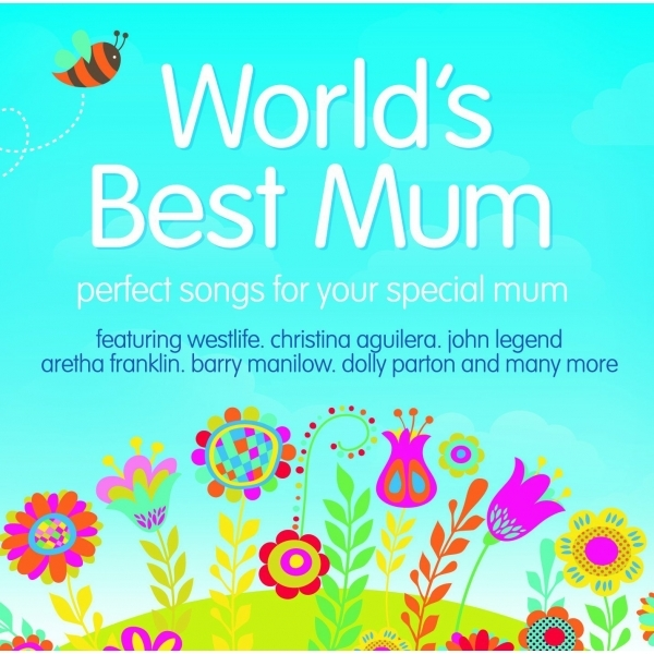 Worlds Best Mum - Various Artists CD