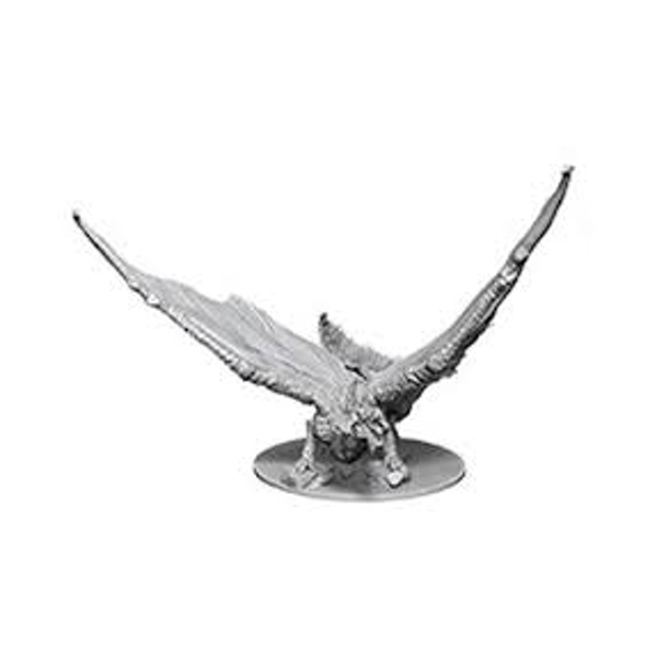 Dungeons & Dragons Nolzur's Marvelous Unpainted Miniatures - Young Brass Dragon
