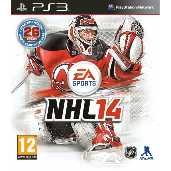NHL 14 Game PS3