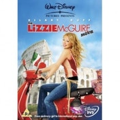 Disney Lizzie Mcguire Movie DVD