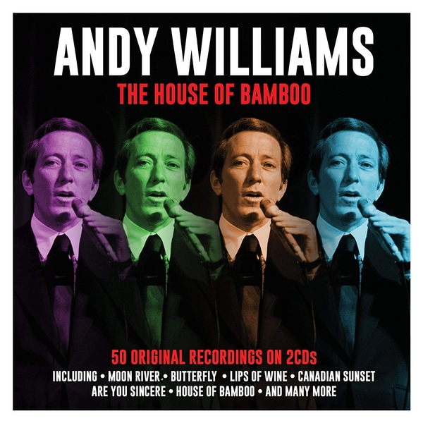 Andy Williams - The House Of Bamboo CD