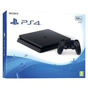 PlayStation 4 (500GB) Black Console [F-Chassis]