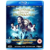 The Imaginarium Of Doctor Parnassus Blu-ray
