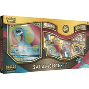 Pokemon TCG: Dragon Majesty Salamence-GX / White Kyurem-GX Special Collection (1 at Random)
