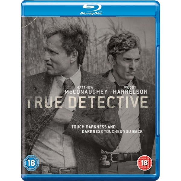 True Detective - Complete Series 1 Blu-ray
