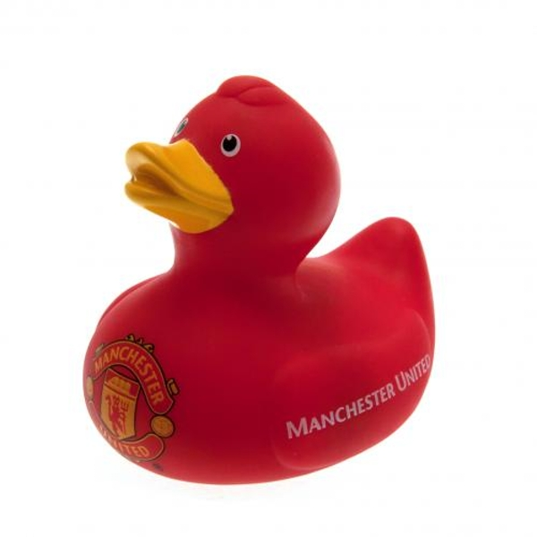 Manchester United FC Bath Time Duck