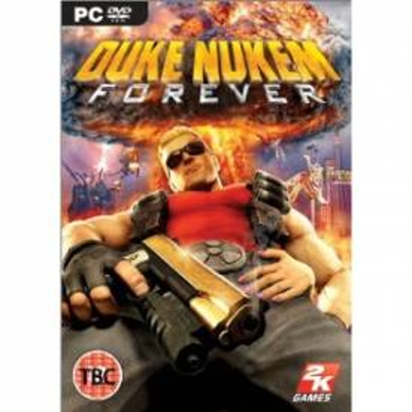 Duke Nukem Forever Game PC