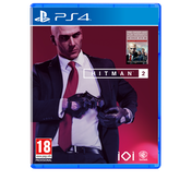 Hitman 2 PS4 Game (Pre-order Sniper Assassin Bonus DLC)