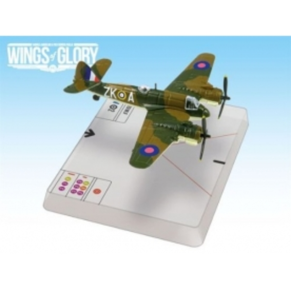 Wings Of Glory Herrick Bristol Beaufighter Mk.if