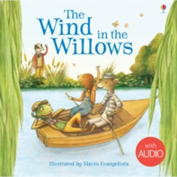 Wind in the Willows by Usborne Publishing Ltd (Hardback, 2011)
