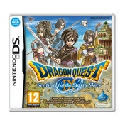 Dragon Quest IX 9 Sentinels of the Starry Skies Game DS