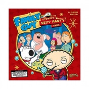 Family Guy: Stewie's Sexy Party Board Game