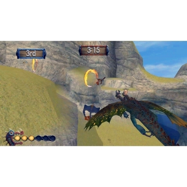 How To Train Your Dragon 2 Wii Game - Image 2