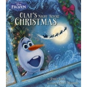 Disney Frozen Olaf\'s Night Before Christmas