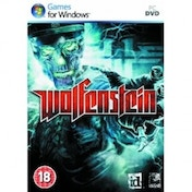 Ex-Display Wolfenstein Game PC Used - Like New