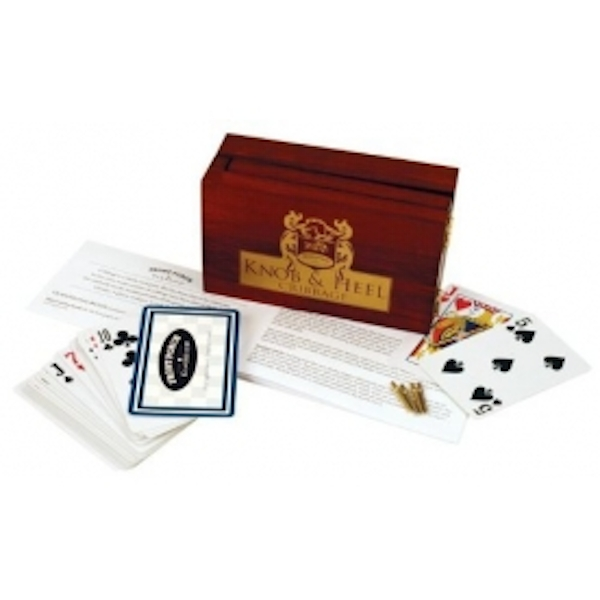 Knob & Heel Cribbage The Card Game