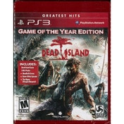 Dead Island Game of the Year (GOTY) Edition Game (Greatest Hits) PS3 (#)