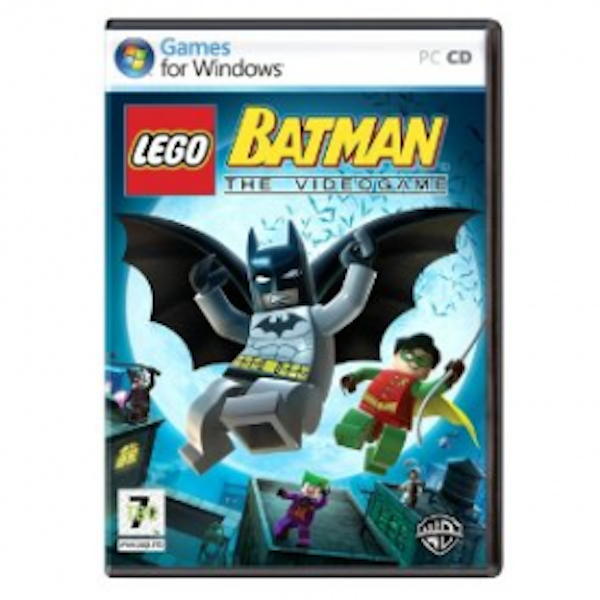 Lego Batman The Video Game PC
