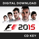 Formula 1 F1 2015 PC CD Key Download for Steam