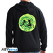 Rick And Morty - Portal Men's Large Hoodie - Black - Image 2