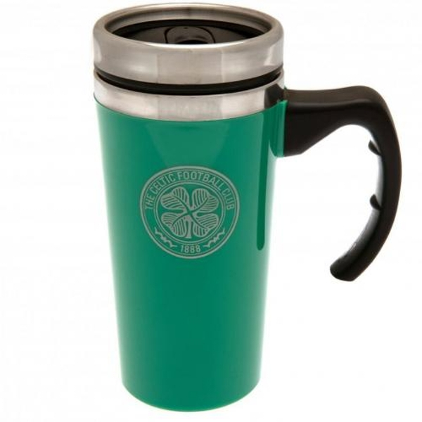 Celtic F.C. Stainless Steel Travel Mug