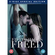 Fifty Shades Freed DVD + Bonus Disc + Digital Download