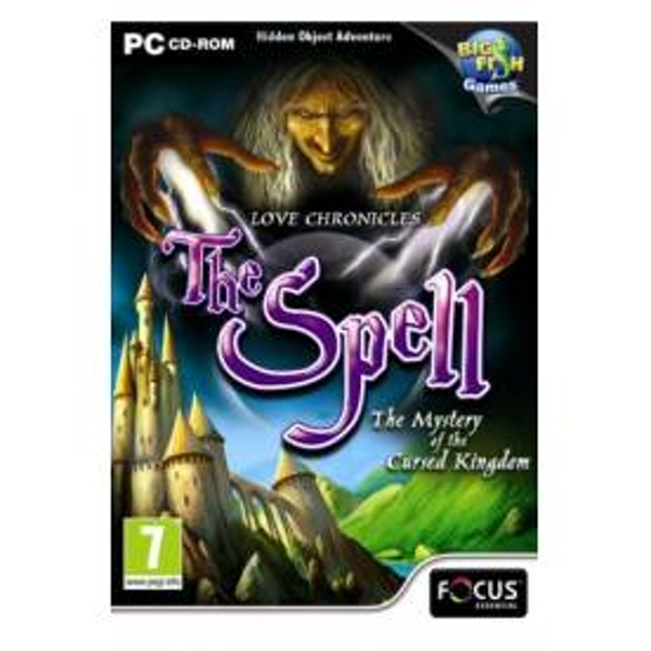 Love Chronicles The Spell The Mystery Of The Cursed Kingdom Game PC