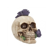 Purple Rosehawk Skull