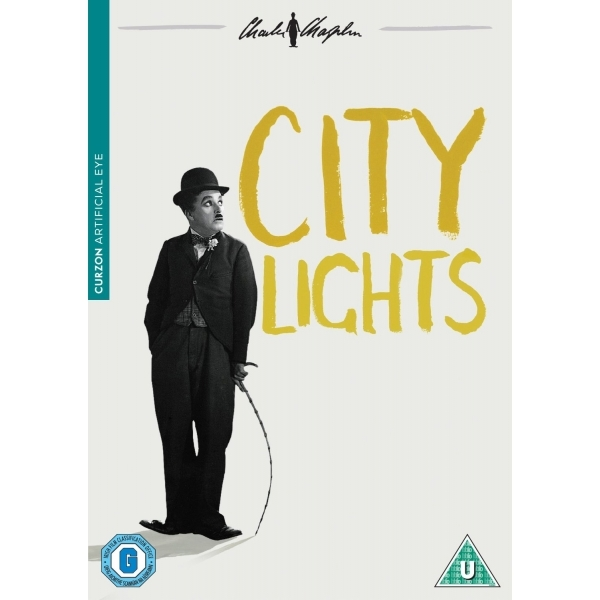 City Lights - Charlie Chaplin 2015 DVD