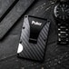 Carbon Fibre RFID Blocking Wallet | Pukkr - Image 2