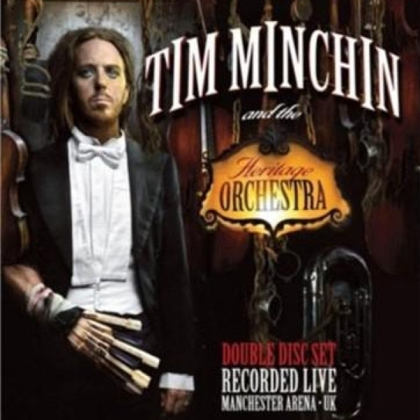Tim Minchin - Tim Minchin and the Heritage Orchestra CD