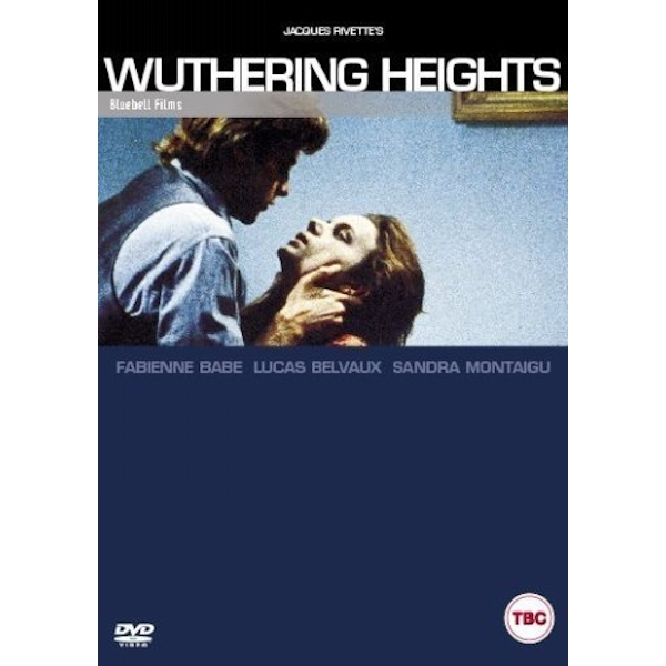Wuthering Heights 1985 DVD