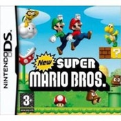 New Super Mario Bros Game DS