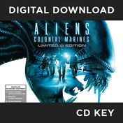 Aliens Colonial Marines Limited Edition PC CD Key Download for Steam