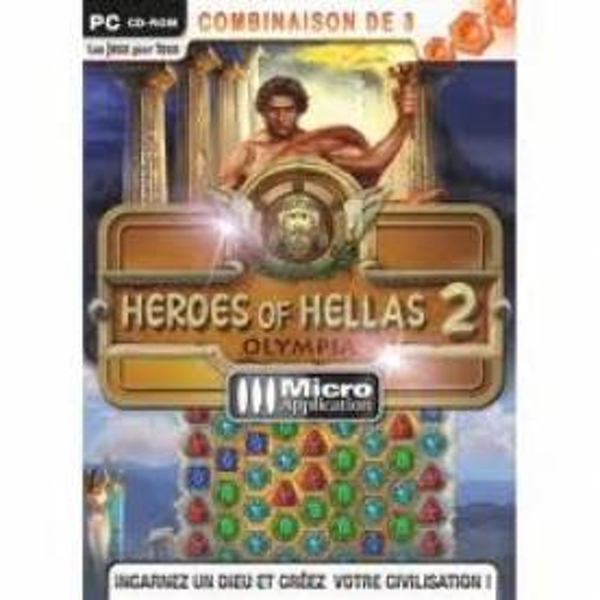 Heroes of Hellas Game PC