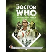 Doctor Who Fifth Doctor Sourcebook