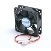 StarTech 60x20mm Replacement Ball Bearing Computer Case Fan with TX3 Connector