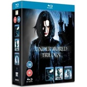 Underworld Trilogy 1-3 Blu-Ray