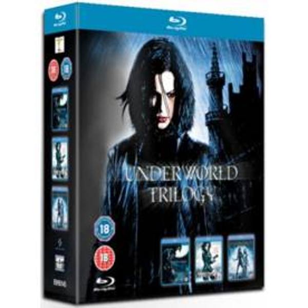 Underworld Trilogy 1-3 Blu-Ray - Image 1