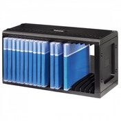 Hama CD Rack 20 Black