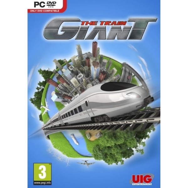 The Train Giant Game PC