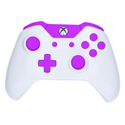 Arctic Purple Edition Xbox One Controller