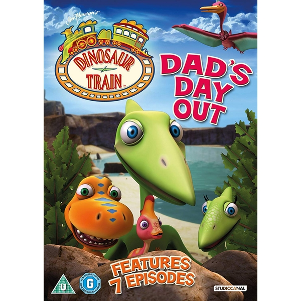 Dinosaur Train - Dad's Day Out DVD