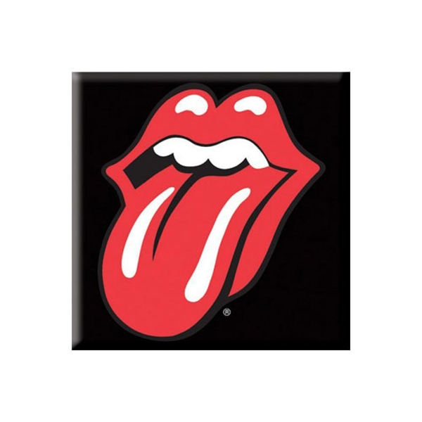 The Rolling Stones - Classic Tongue Fridge Magnet