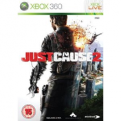 Just Cause 2 Limited Edition Game Xbox 360