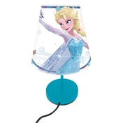Disney Frozen Bedside Lamp UK Plug