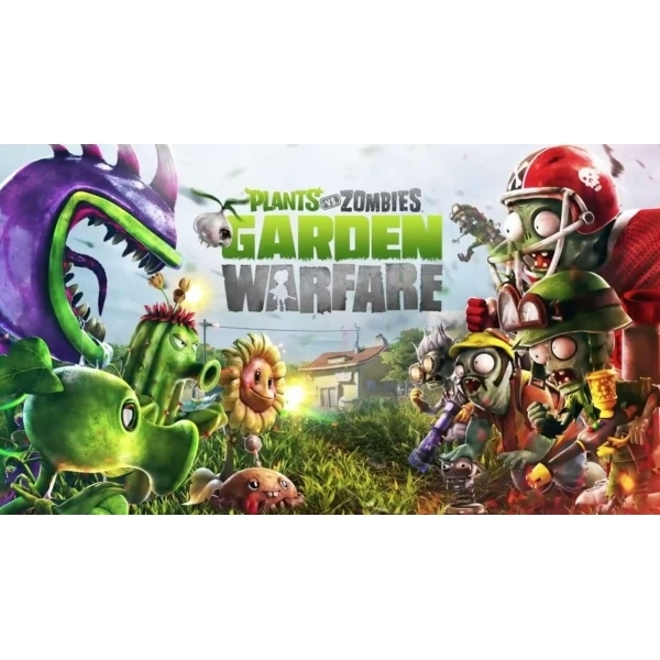 Plants Vs Zombies Garden Warfare PS3 Game - Image 2