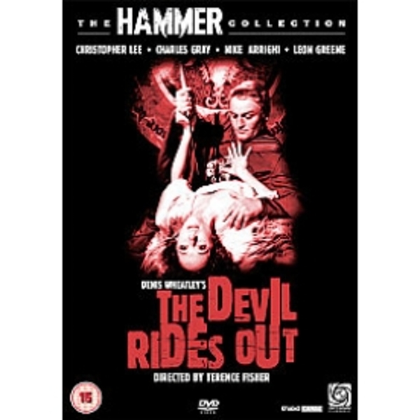 Devil Rides Out DVD